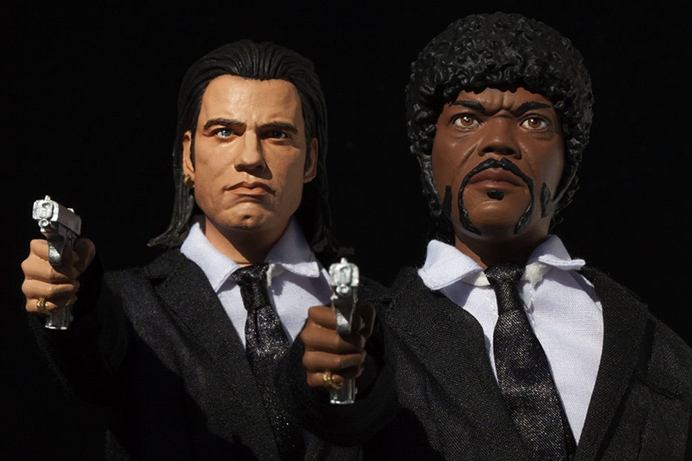 Pulp Fiction Action Figuren