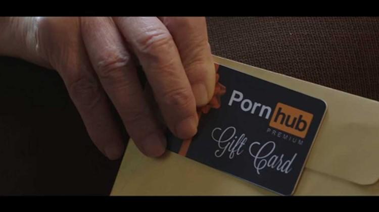 weihnachten mit pornhub werbespot