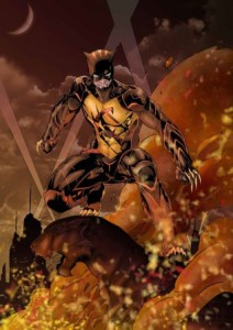 Thomas Blake aka Catman / DC Comics / offiziell bisexuell seit 2013