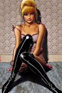 Hilde Morales aka Lord Fanny / DC Comics/ Transgender - erstmals in Erscheinung getreten: 1994