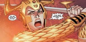 Shining Knight / DC Comics / offiziell intersexuell seit November 2012