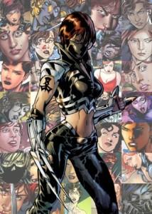 Scandal Savage / DC Comics / offiziell lesbisch seit Dezember 2005
