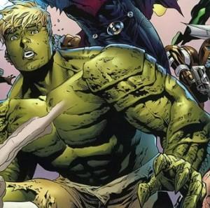 Teddy Altmann aka Hulkling (Young Avenger Team) /Marvel/ offiziell schwul seit Mai 2012