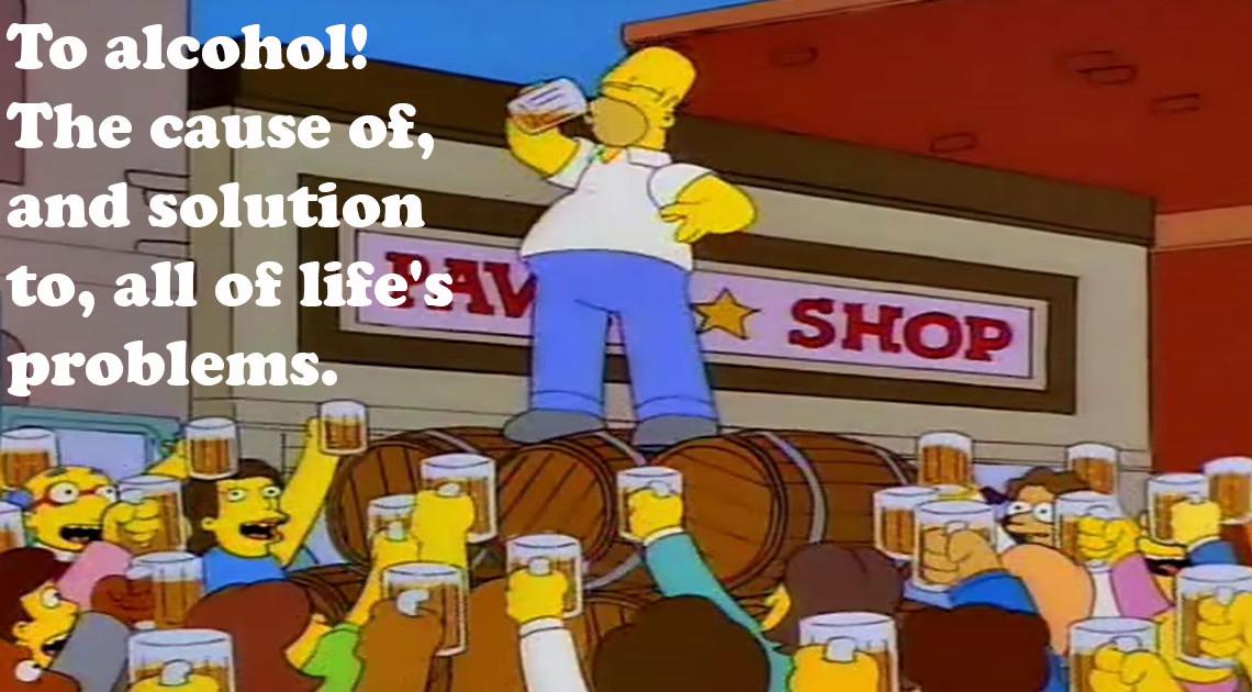 Simpsons Zitate