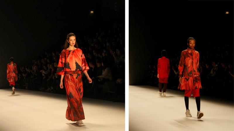 Anne Gorke Fashionshow MBFW Berlin Fashion Week 2016