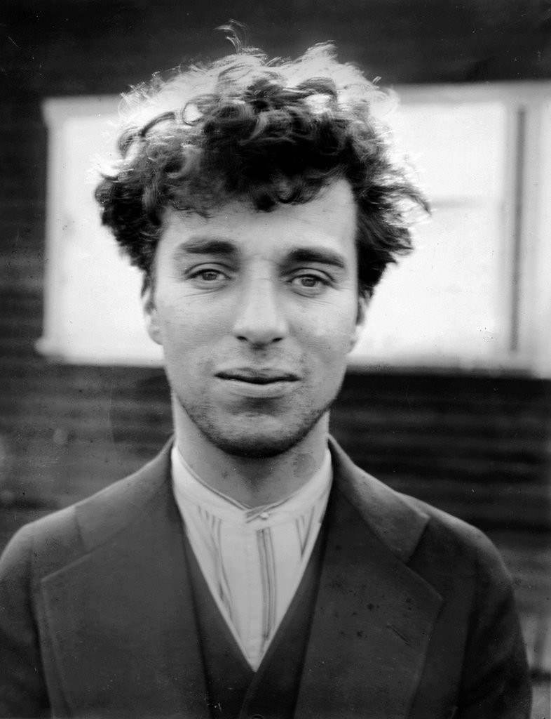 charly chaplin young
