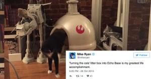fanartikel star-wars-katzenklo selbstgemacht