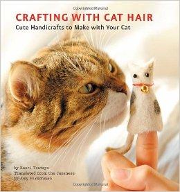 Basteln mit Katzenhaar