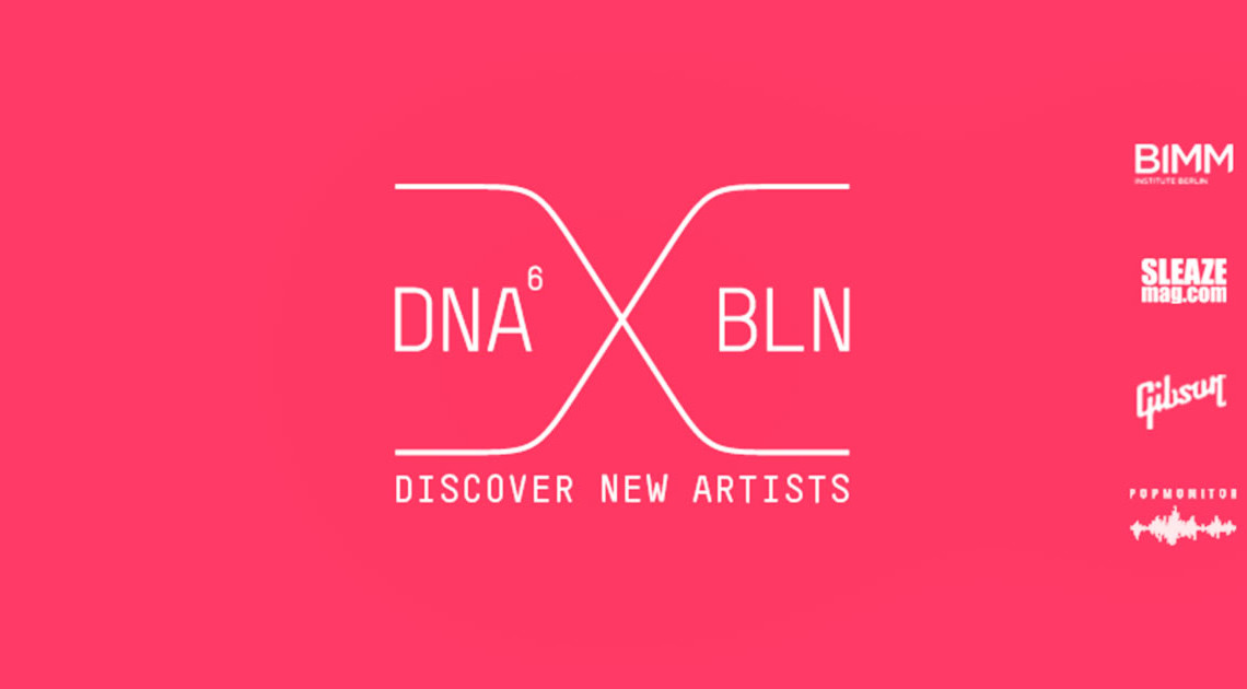 SLEAZE präsentiert DNA BLN #6 märz slider musik frieden