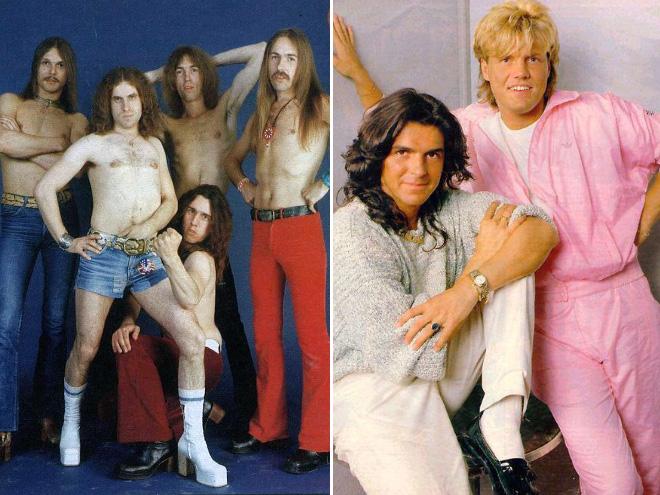 promofotos boygroups peinlich