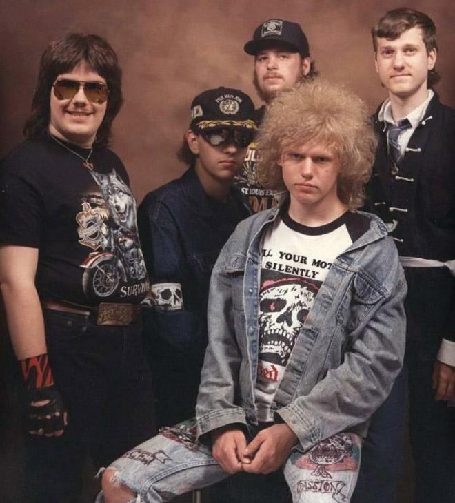 komische boybands fotos