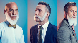 Mindo Cikanavicius bubble beards