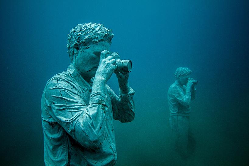 jason decaires taylor unterwassermuseum lanzarote