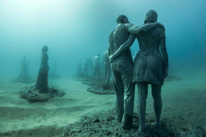jason decaires taylor museo atlantico