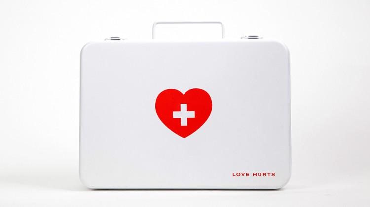 Liebeskit Koffer