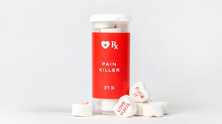 Liebeskit Schmerzmittel