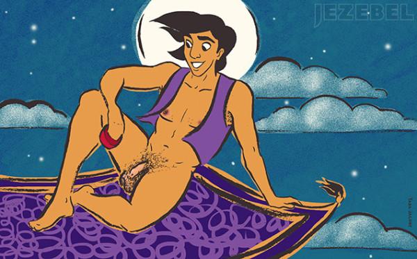 Tara Jacoby Jezebel Aladdin nackt