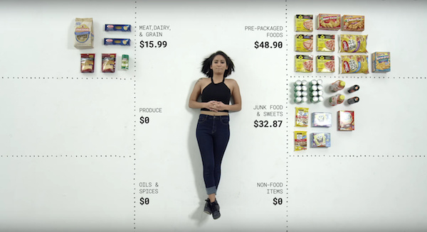 video-experiment haushalt 100 dollar kaufverhalten