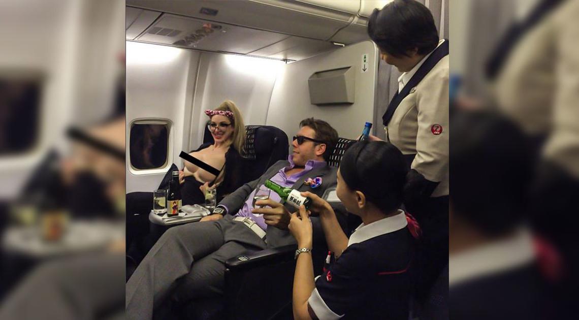 #PassengerShaming