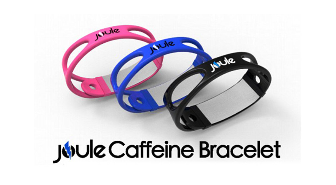 Koffein-Armband