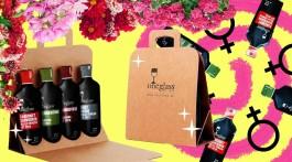 ONEGLASS Wein Frauentagsverlosung SLEAZE Weltfrauentag