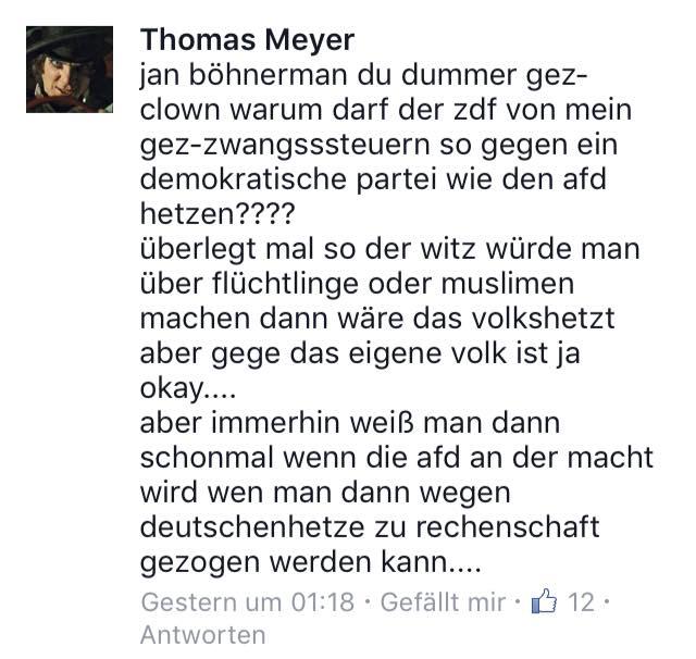 besorgte Bürger Rechtschreibung