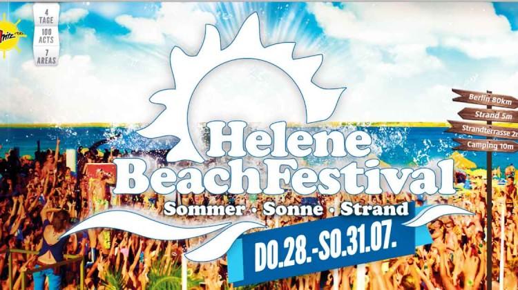 Helene Beach Festival 2016 Tickets gewinnen