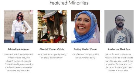 Rent-A-Minority: Ein Herz für die Defizitelite