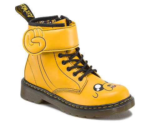 Dr Martens Adventure Time jake gelb