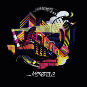 Neonschwarz-Metropolis-Album-Cover