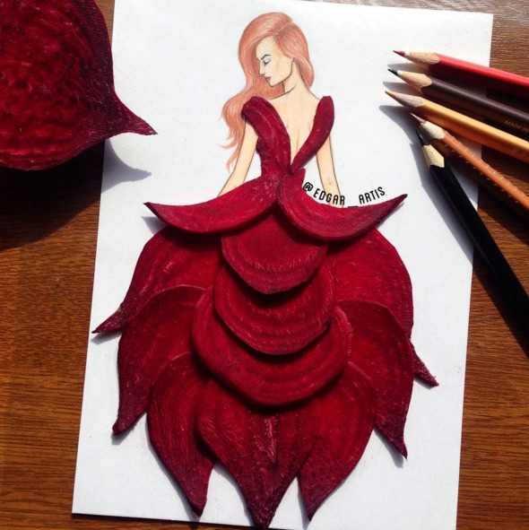 Fashion Designs Edgar Artis