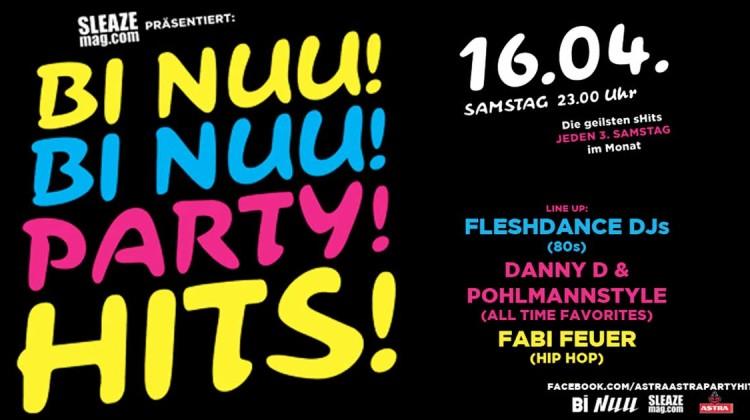 Bi Nuu! Bi Nuu! Party! Hits!