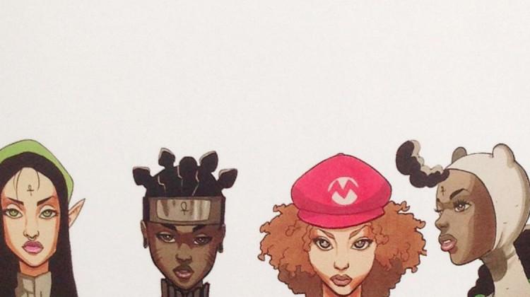 markis prime b.r.u.h. black renditions of universal heroes