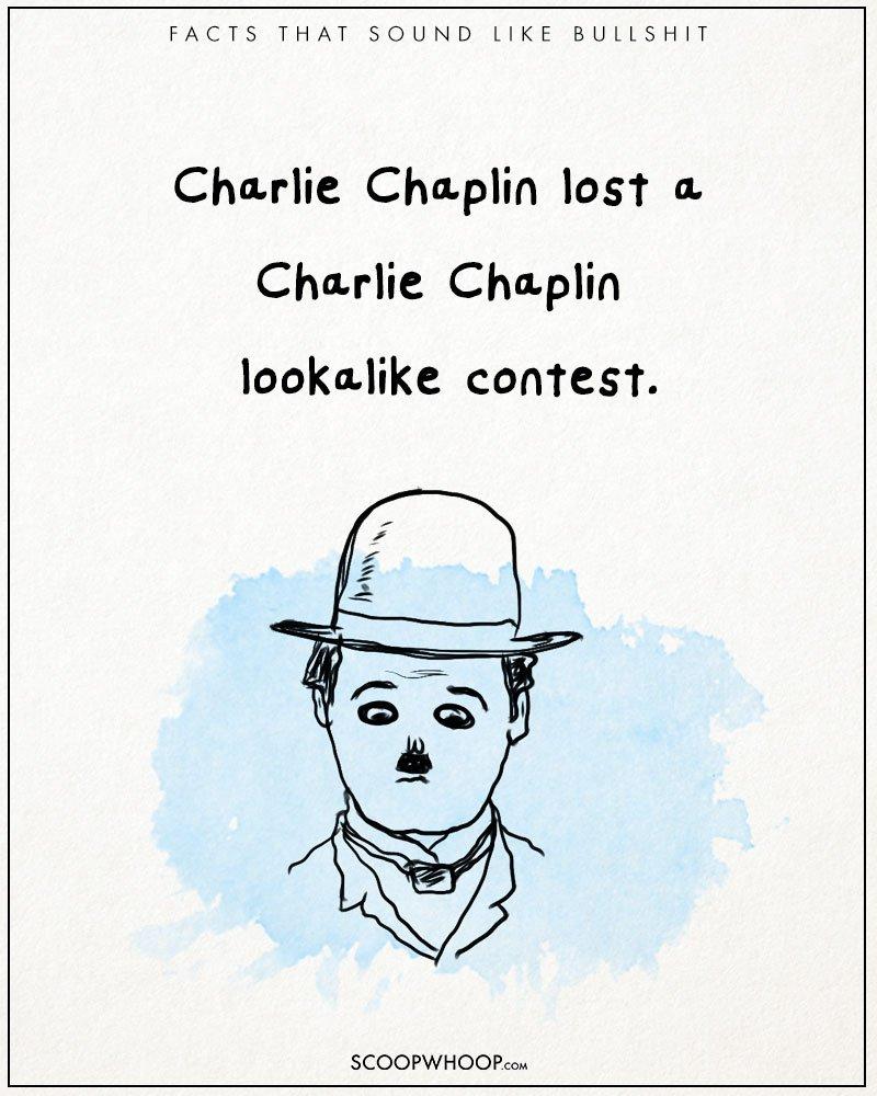 charlie chaplin look alike