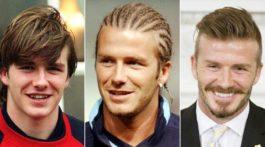 Dabid Beckham Slider