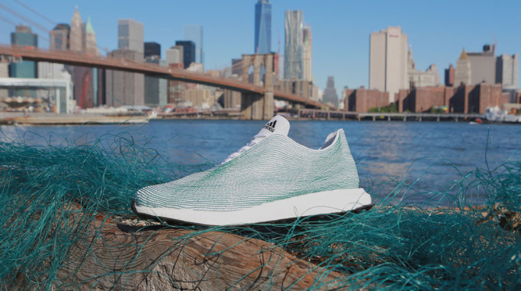 adidas recycling parley
