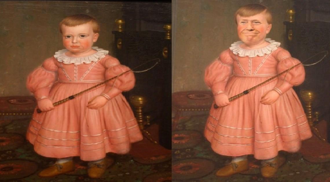 Moderne Porträtkunst