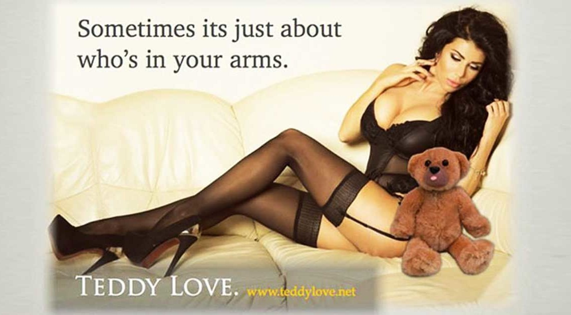 teddy love vibrator