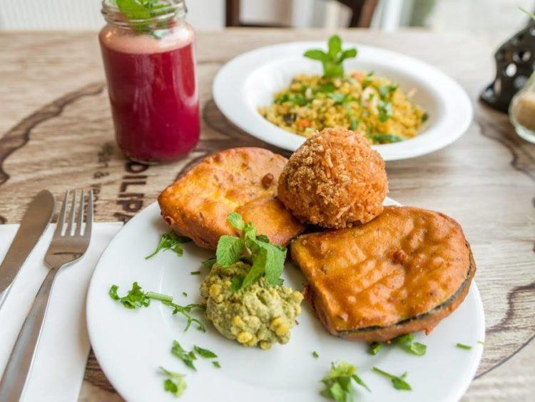 glutenfreie restaurants vegan vegetarisch dilipasha berlin