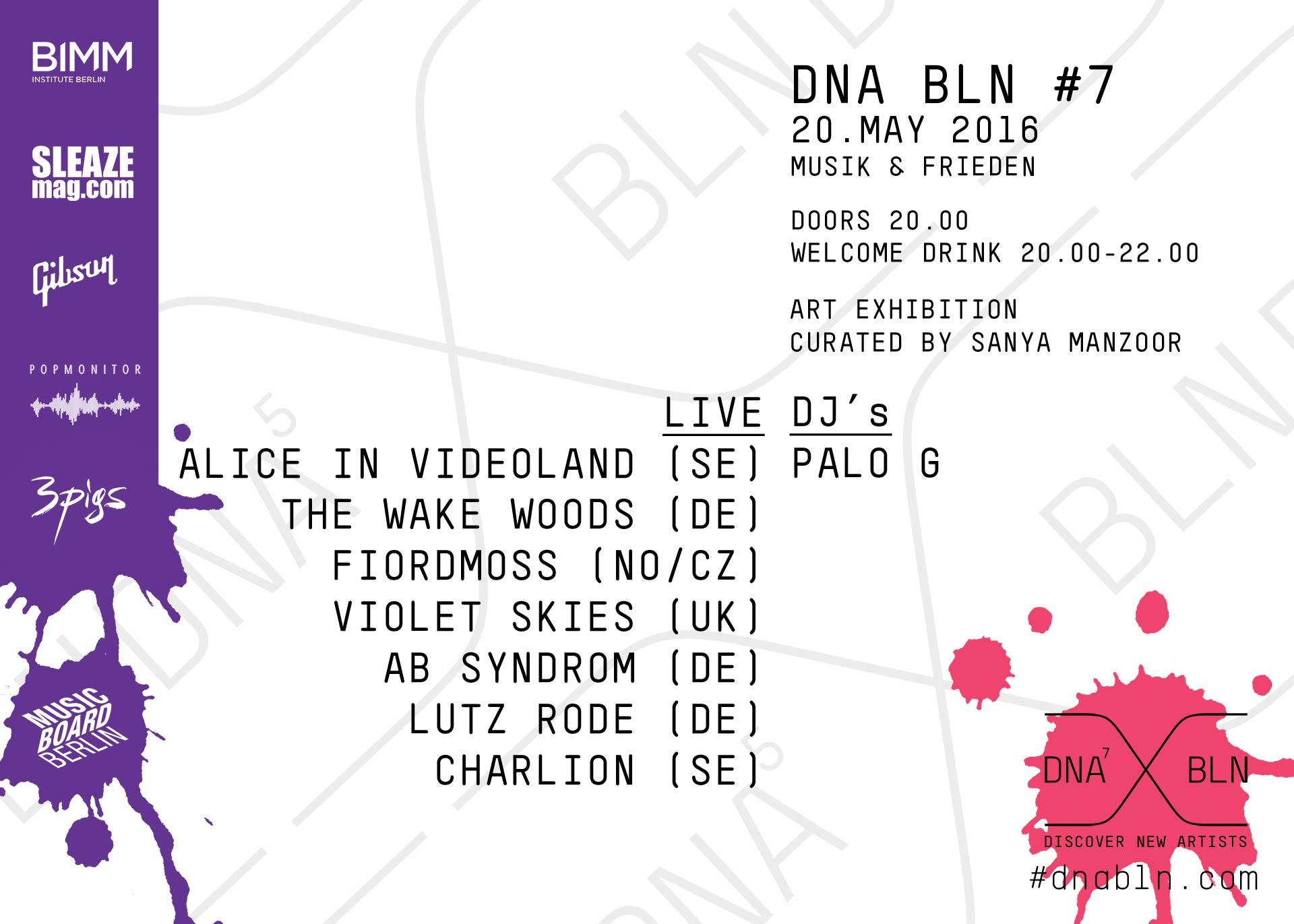 DNA BLN #7
