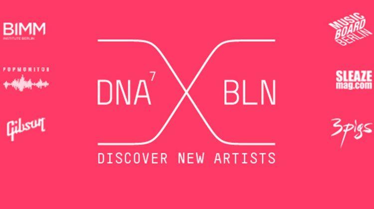 SLEAZE präsentiert DNA BLN #7