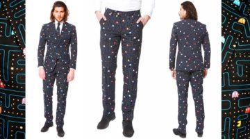 pacman suit oppo suits
