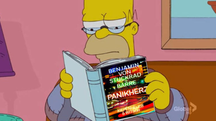 simpsons panikherz cover sleaze