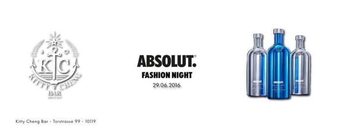 absolut vodka kitty cheng fashion week party