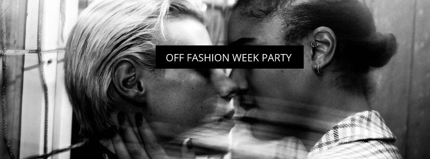 off fashion week party house of weekend
