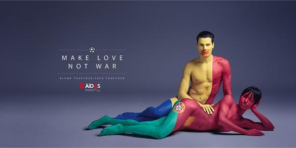em teilnehmerländer aides tbwa make love not war