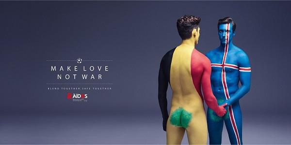 aides tbwa make love not war