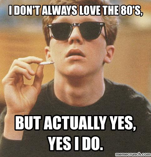 80s meme