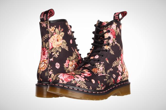 9-Boots 90er Fashion dr. martens