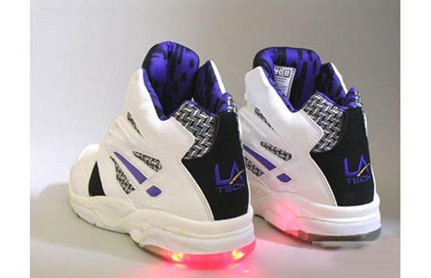 90er Fashion la lights schuhe